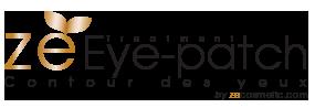 Logo ZEEye-patch - Contour des yeux - By ZECosmetic.com