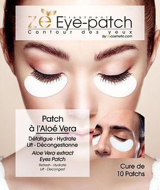 ZEEye-patch - Contour des yeux - By ZECosmetic.com