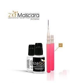 ZEMascara.com - Mascara Semi-Permanent - ZECosmetic