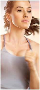 Maquillée au sport - Mascara Semi-Permanent - By zecosmetic.com