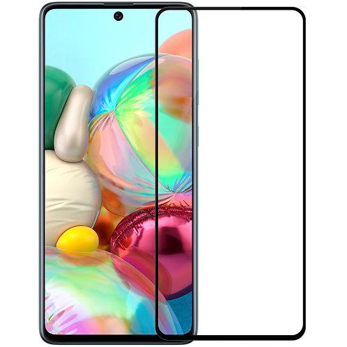 Защитное стекло XD7 HD+ для Samsung A01 2020 (SM-A015F) черное
