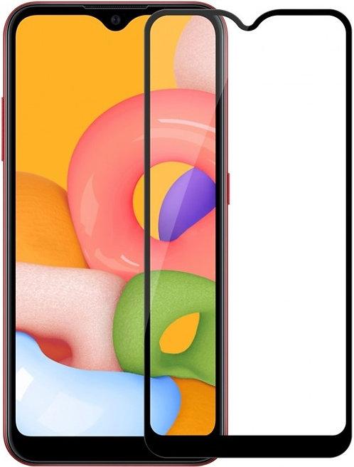 Защитное стекло XD7 HD+ для Samsung A51 2020 (SM-A515F) черное