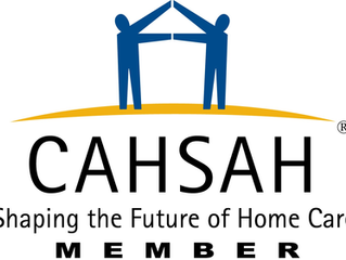 Affinia Home Care Joins CAHSAH