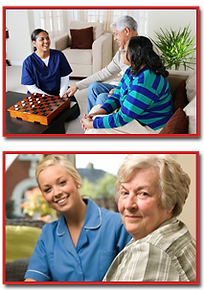 Caregivers for Senior Home Care