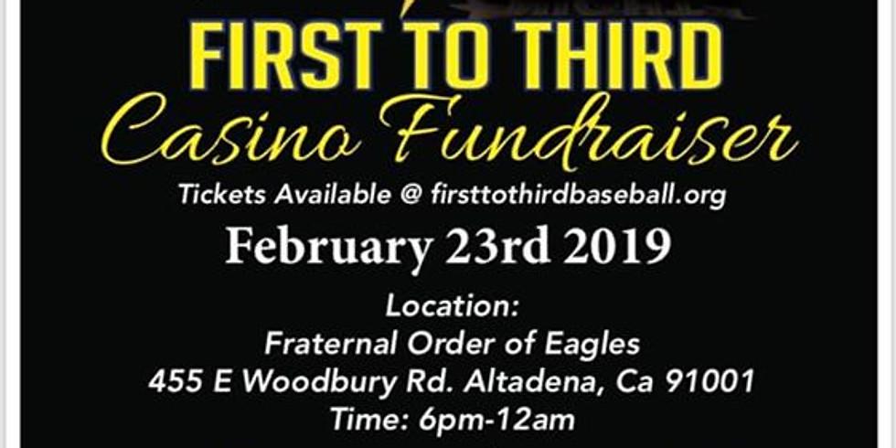 2nd Annual Casino Night Fundraiser