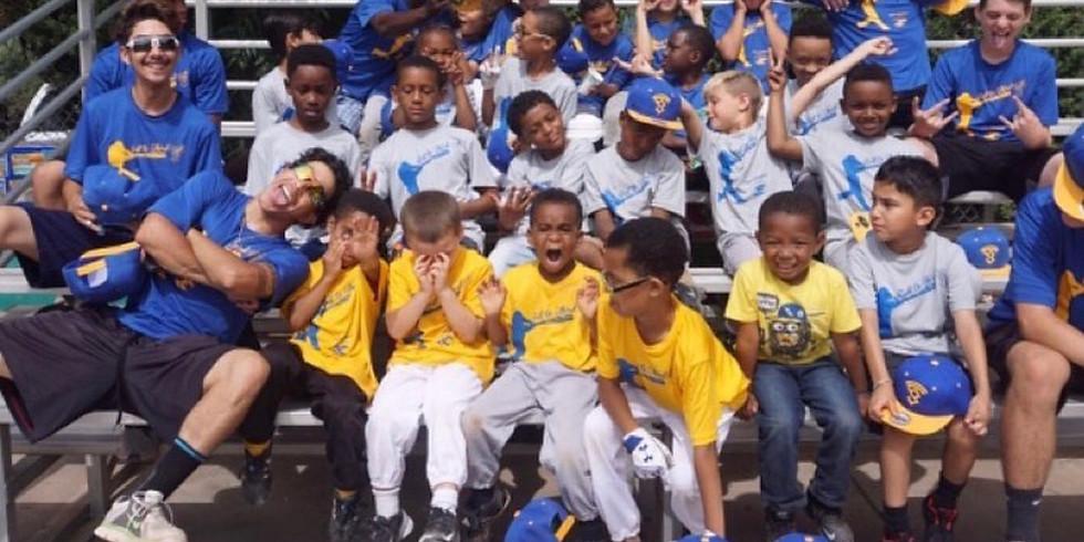 7th annual First to Third Baseball/Softball Summer Camp