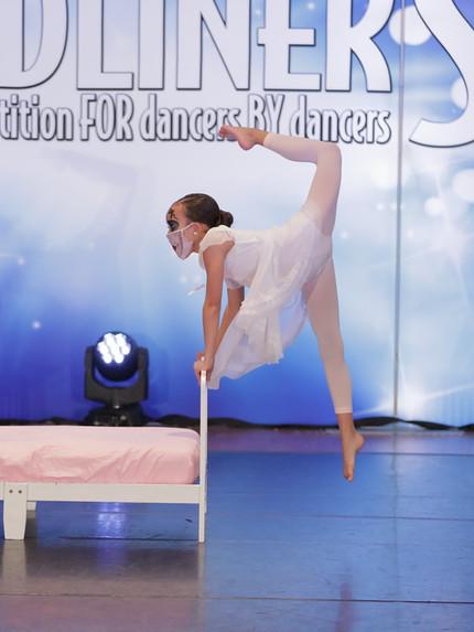 Precision Dance Project Competitive Acro
