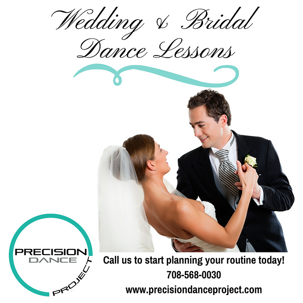 Wedding Dance Lessons at Precision Dance Project