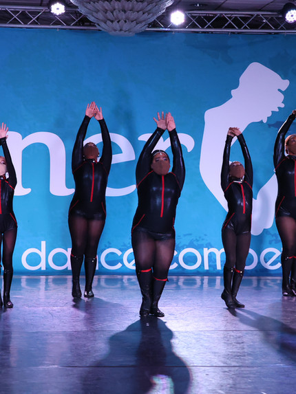 Precision Dance Project Competitive Jazz