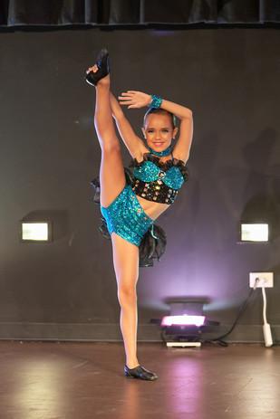 Precision Dance Company Solo
