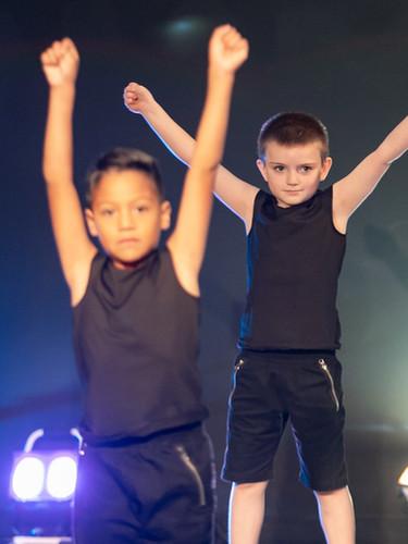 Precision Dance Project Tumbling