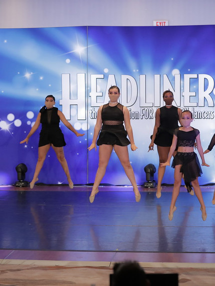 Precision Dance Project Competitive Lyrical Contemporary