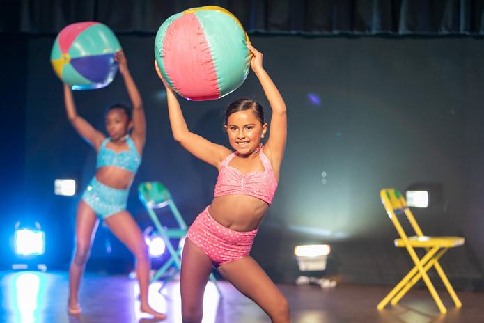 Precision Dance Company Mini Jazz