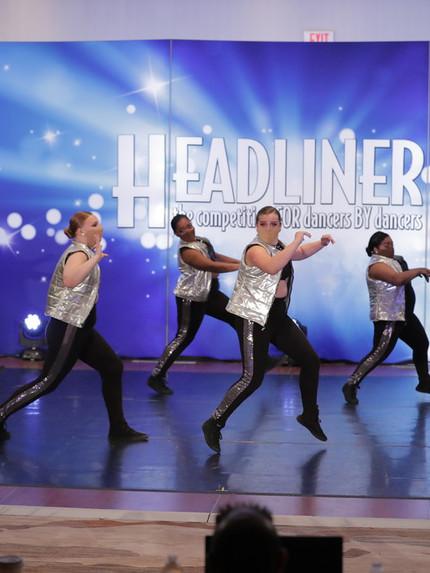 Precision Dance Project Competitive Hip Hop