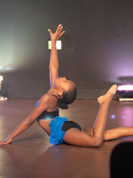 Precision Dance Company Dancer
