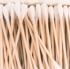 bamboo fibre ear buds
