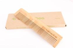 bamboo comb made by bakbamboo