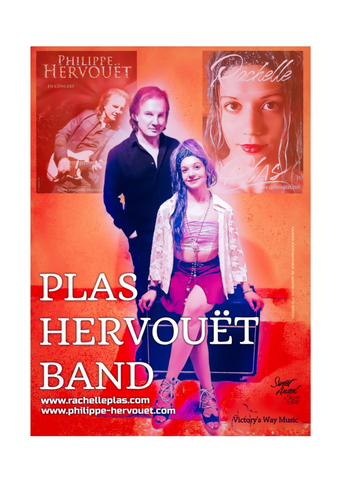 Plas Hervouët Band - c