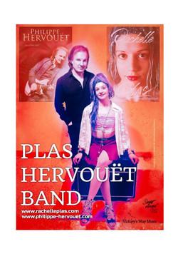 Plas Hervouët Band - c