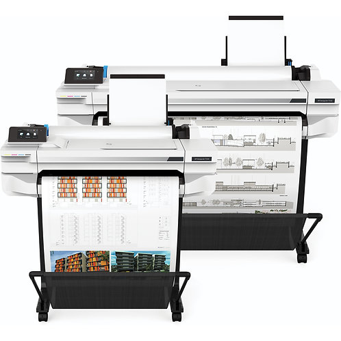 HP DESIGNJET T500 PRINTER SERIES