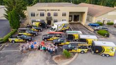 Bee Window - Company Group Photo