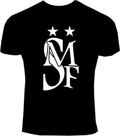 Tee shirt noir SMF