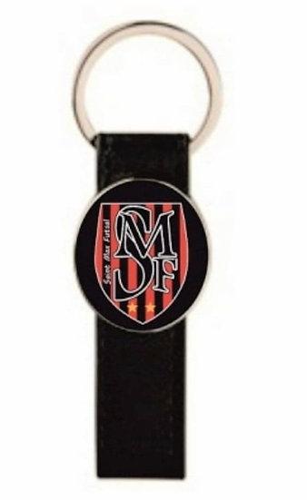 Porte clés cuir Saint Max Futsal