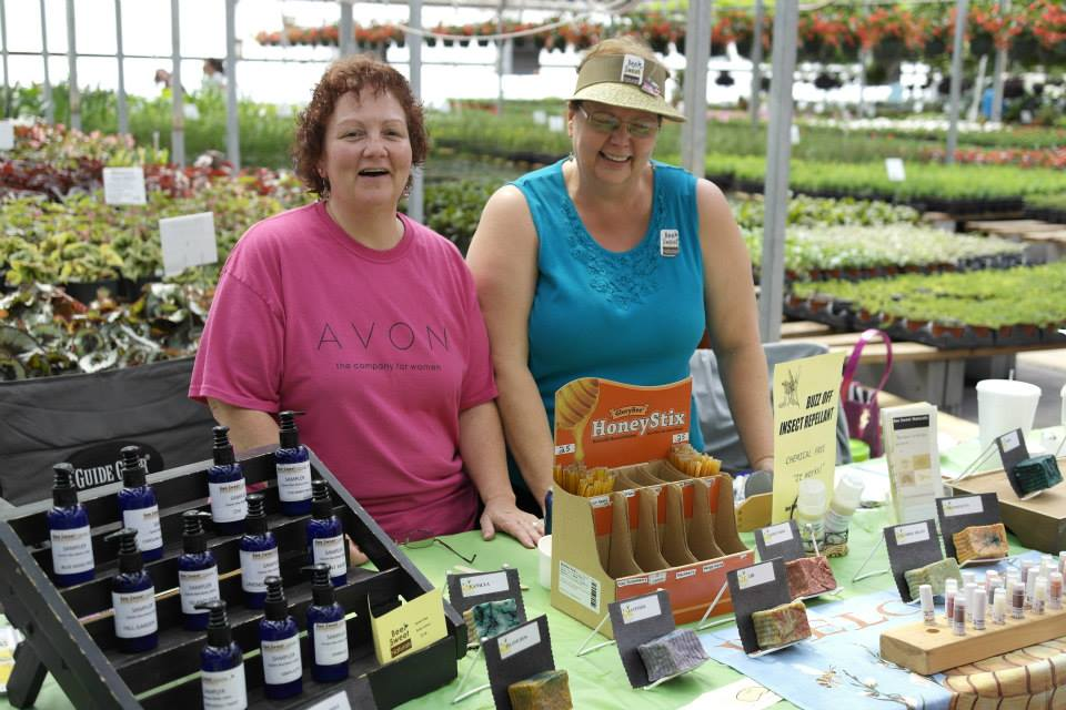 Herb Fest BeeSweet Products.jpg