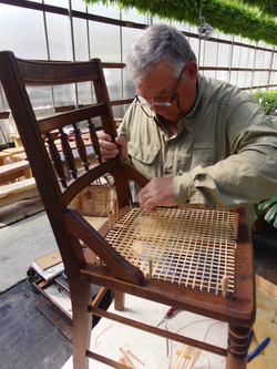 HerbFest Chair Caning.jpg