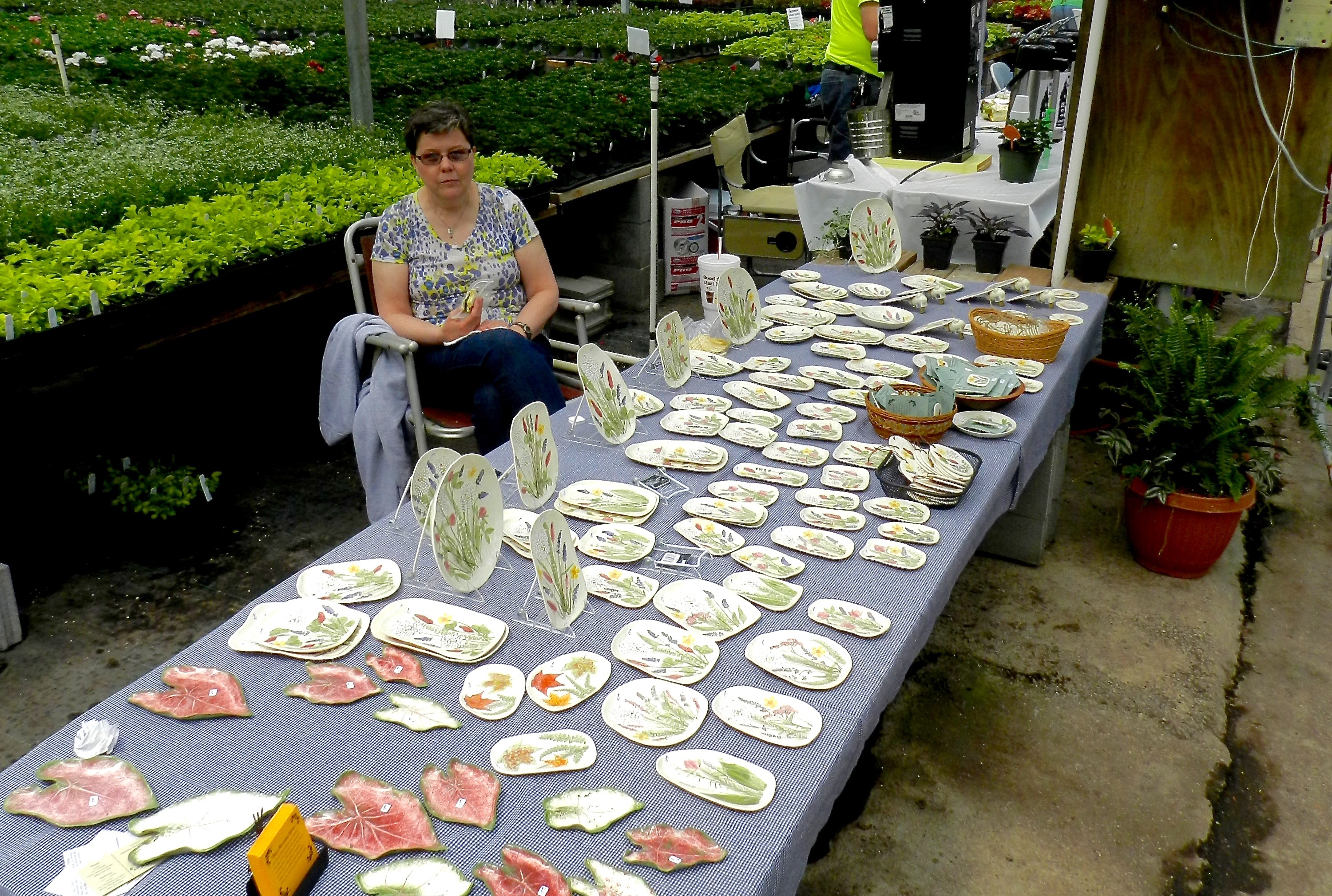 HerbFest Plant Dishes