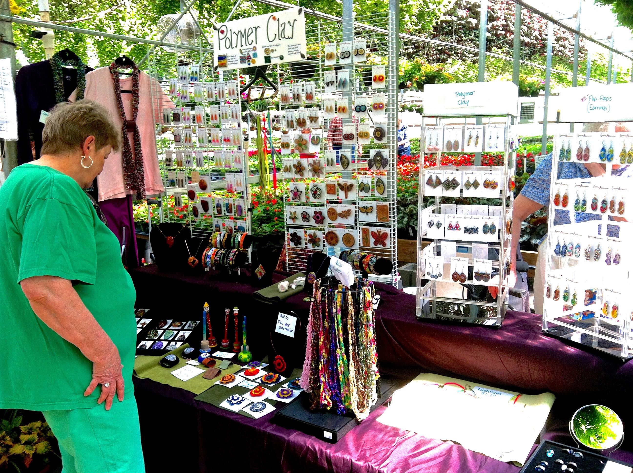 Herb Fest Pat's Jewelry