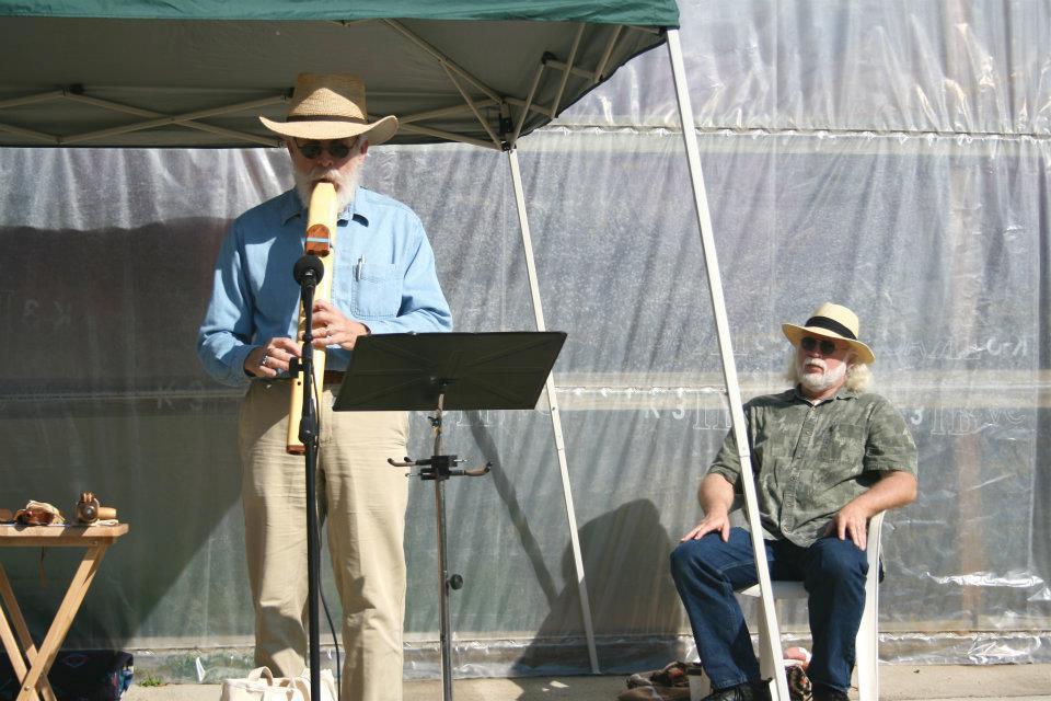 Lee Native American Flute Music.jpg