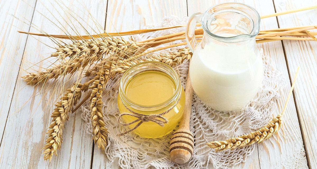 Organic Milk & Honey Pedicure