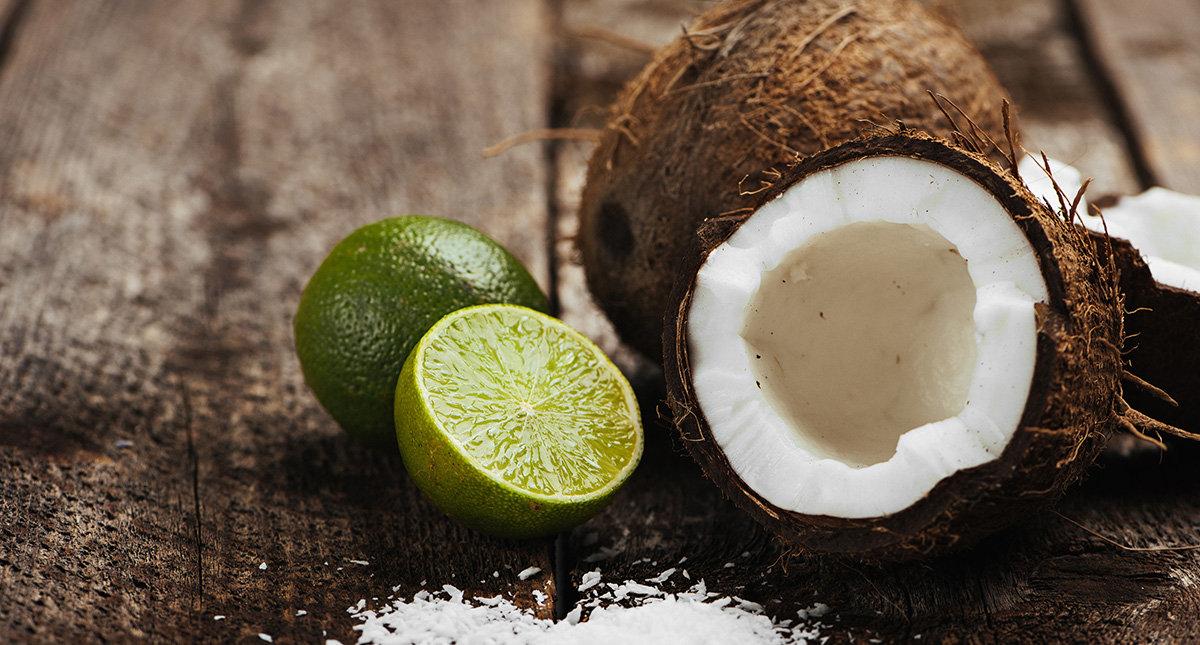 Coconut Lime Pedicure