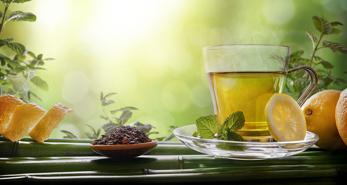 Organic Green Tea Pedicure
