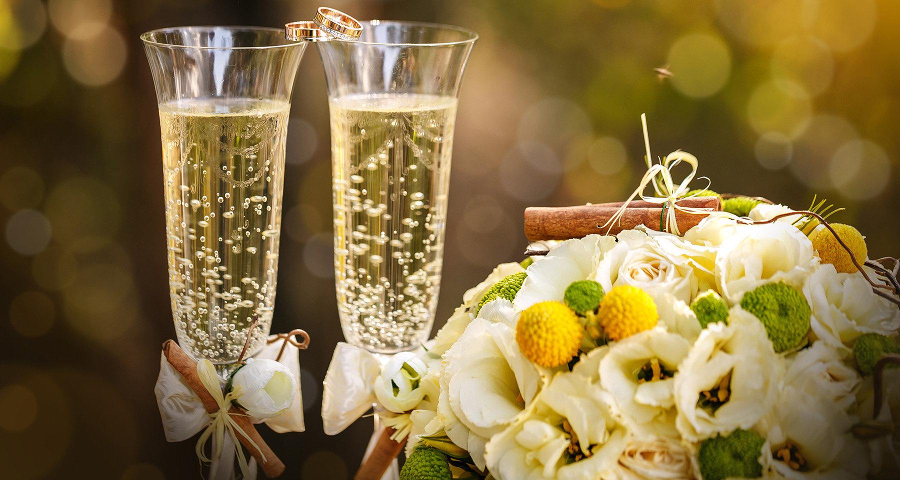 Champagne & Rose Pedicure