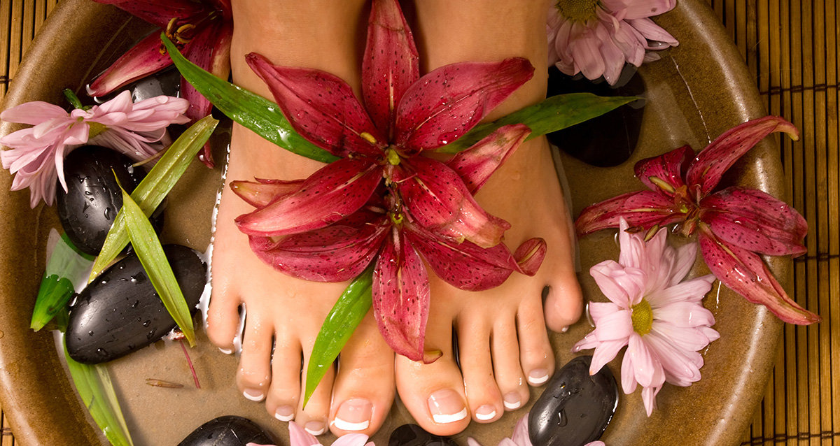 Heavenly Pampered Pedicure