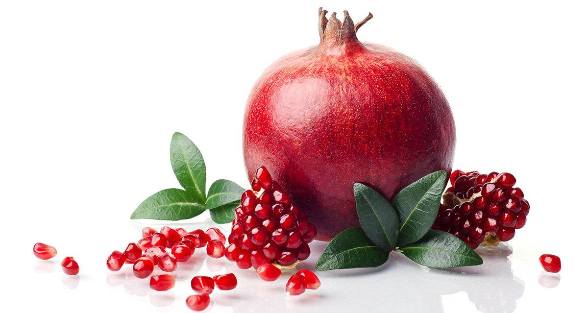 Organic Pomegranate Pedicure