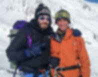 Jake Gyllenhaal and myself - Eversest th