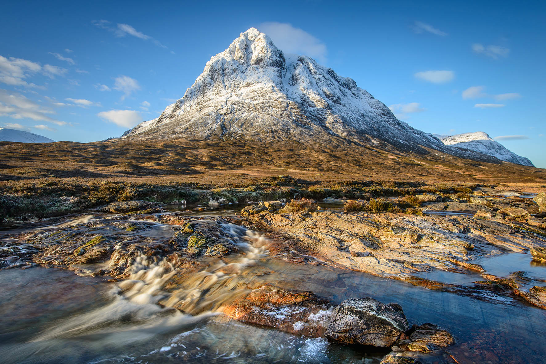 Glencoe Photo landscape image