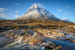 Glencoe Photo landscape image