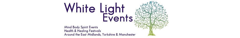 White Light events logo