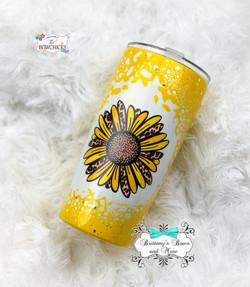 Cheetah Sunflower