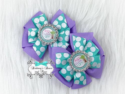 Too Cute I Am Pinwheel Set