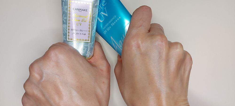 Canmake - Mermaid Skin Gel UV SPF 50+ PA++++
