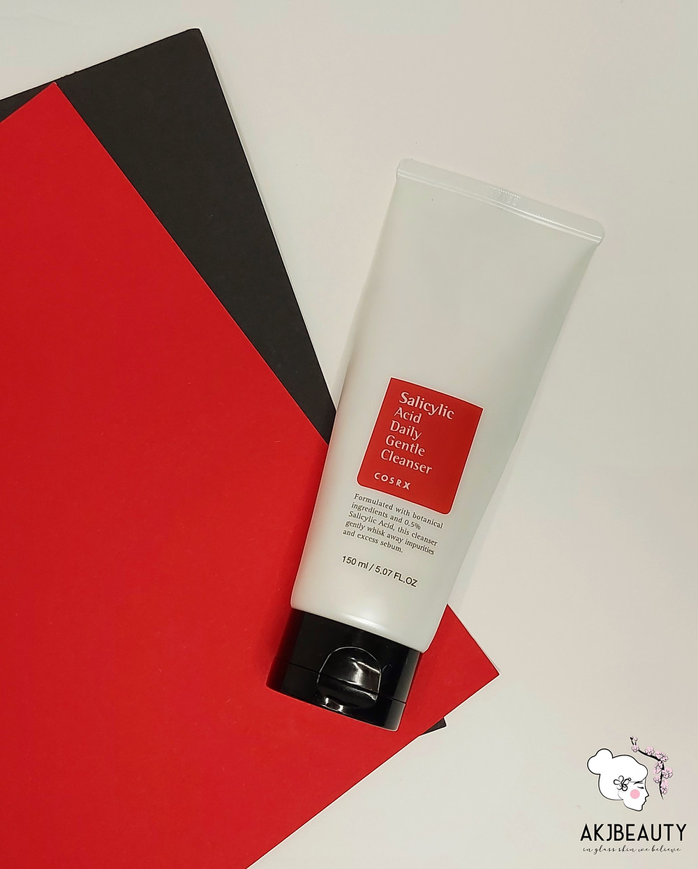 COSRX - Salicylic Acid Daily Gentle Cleanser #review