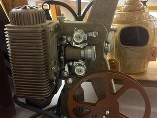 Antique Projector