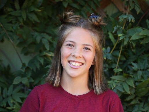 2020 WSMC Graduate Spotlight Series : Charlotte O'Connor