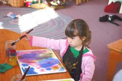 Academics in a Waldorf preschool and kindergarten