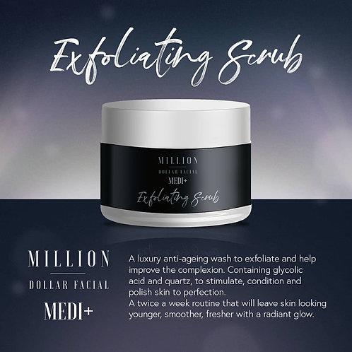 Million Dollar Medi+ Exfoliating Scrub